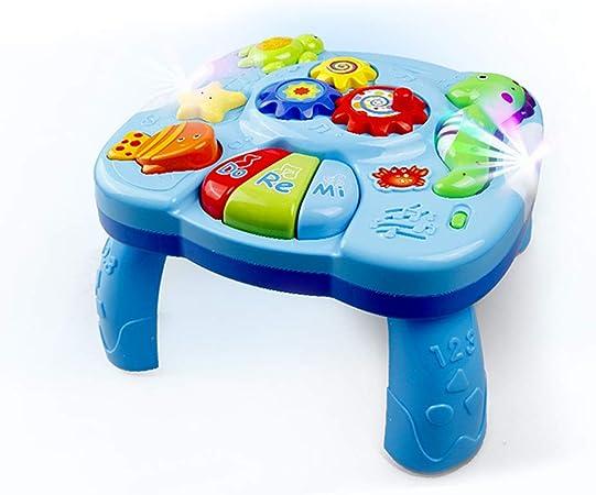 Homeng Early Education - Mesa de Juegos para niños, Juguetes de ...