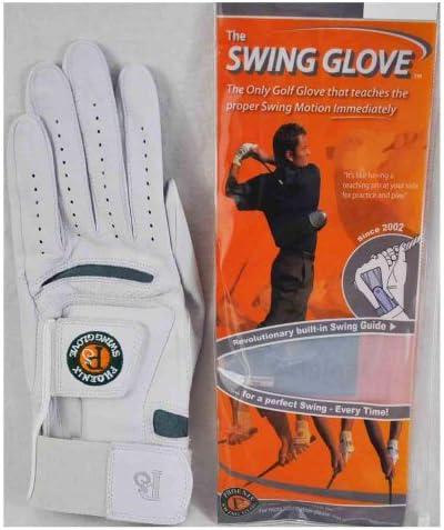 Swing Glove Best Golf Training Aid Play Men s Left Hand Glove S – XXL Size MidLarge