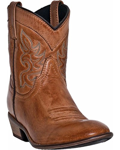 Dingo Women's Willie Western Boot, Antique Tan, 8.5 M US