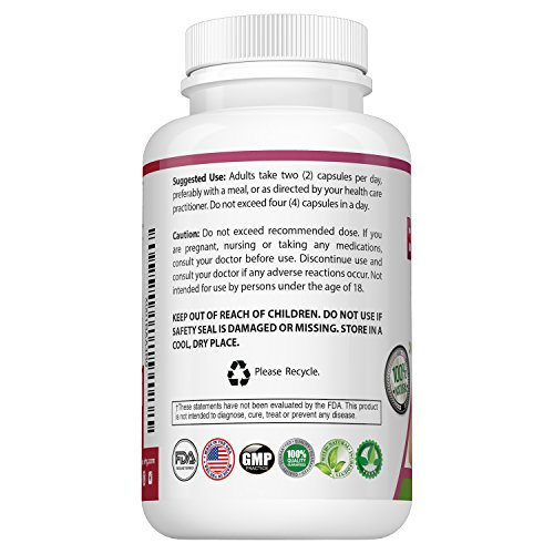 Blood Sugar Support Supplement With White Mulberry and Garcinia Cambogia For Weight Loss - 1600 mg - A Potent Natural Fat Burner Appetite Suppressant and Energy Booster - 60 Veggie Pills