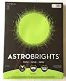Astrobrights Terra Green 24 lb 8.5 inch by 11 inch Cardstock - 200 Sheets