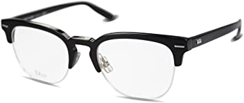 Christian Dior - BLACK TIE 222, Cat Eye, acetate, men, BLACK(