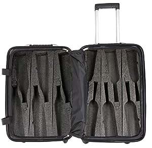 Amazon.com: VinGardeValise Grande - Maleta de viaje para ...