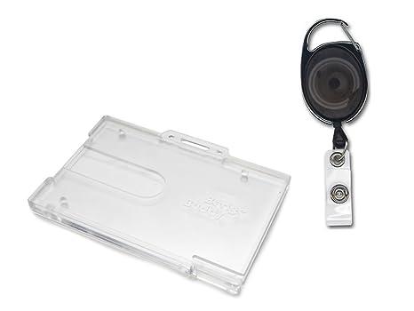 Amazon.com: ID Card It Formato Horizontal Insignia Buddy ...