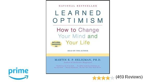 Learned Optimism: Martin E. P. Seligman: 9781442341135: Amazon.com ...