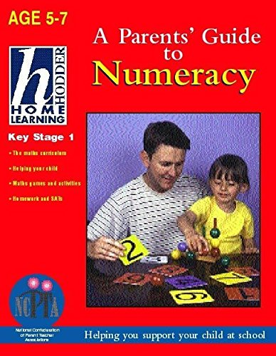 Download Parents' Guide To Numeracy Key Stage 1 (Hodder Home Learning) pdf epub