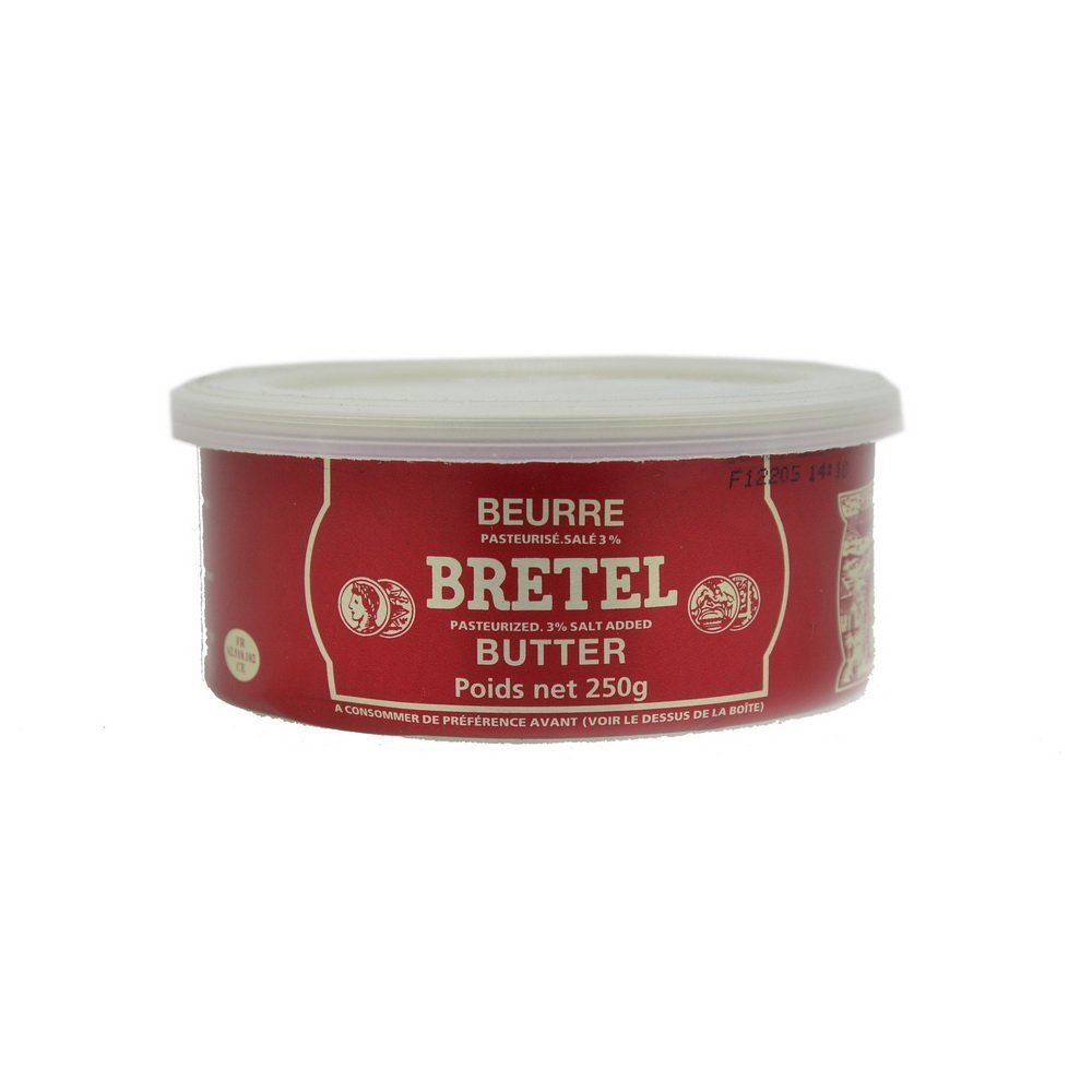 Bretel Butter 250g (2 Pack)