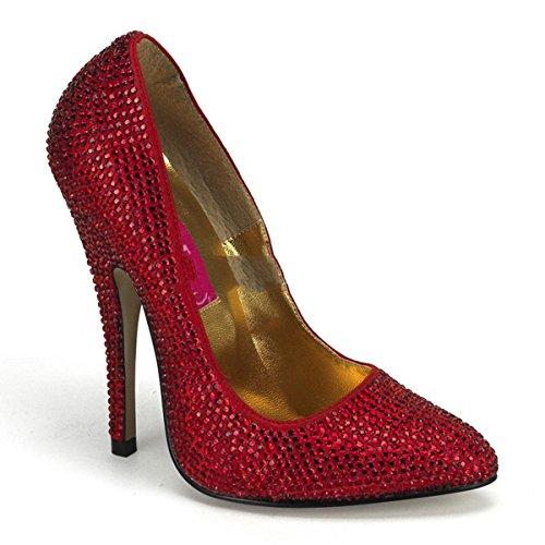 Bordello - Zapatos de vestir para mujer Rot