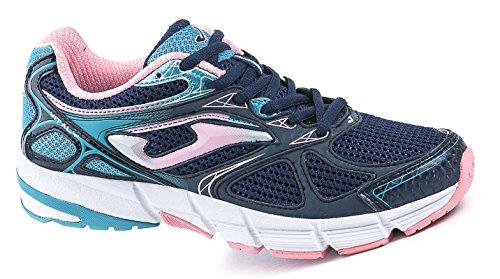 Joma R.vitaly Lady 603 Marino-turquesa - Zapatillas para correr Mujer MARINO-TURQUESA