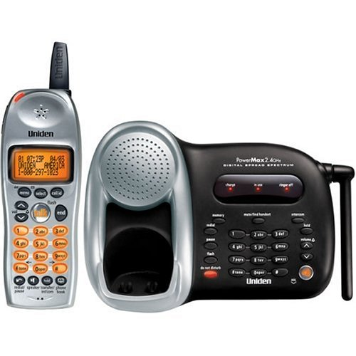 - Uniden DCT 6485 2.4 GHz Expandable Cordless Phone with Base Keypad, Answering System, and Caller ID