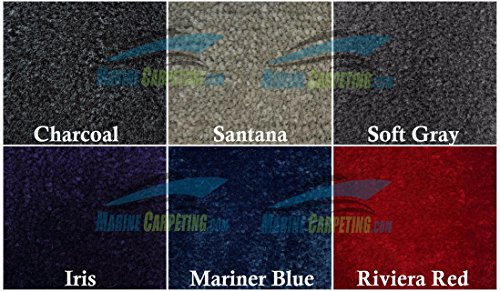 2000-2008 Sea Ray 240 Sundeck 5-Piece 40 oz. Replacement Carpet ()