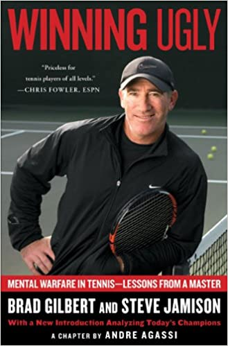81136ebe31 Winning Ugly  Mental Warfare in Tennis--Lessons from a Master - Livros na  Amazon Brasil- 9780671884000