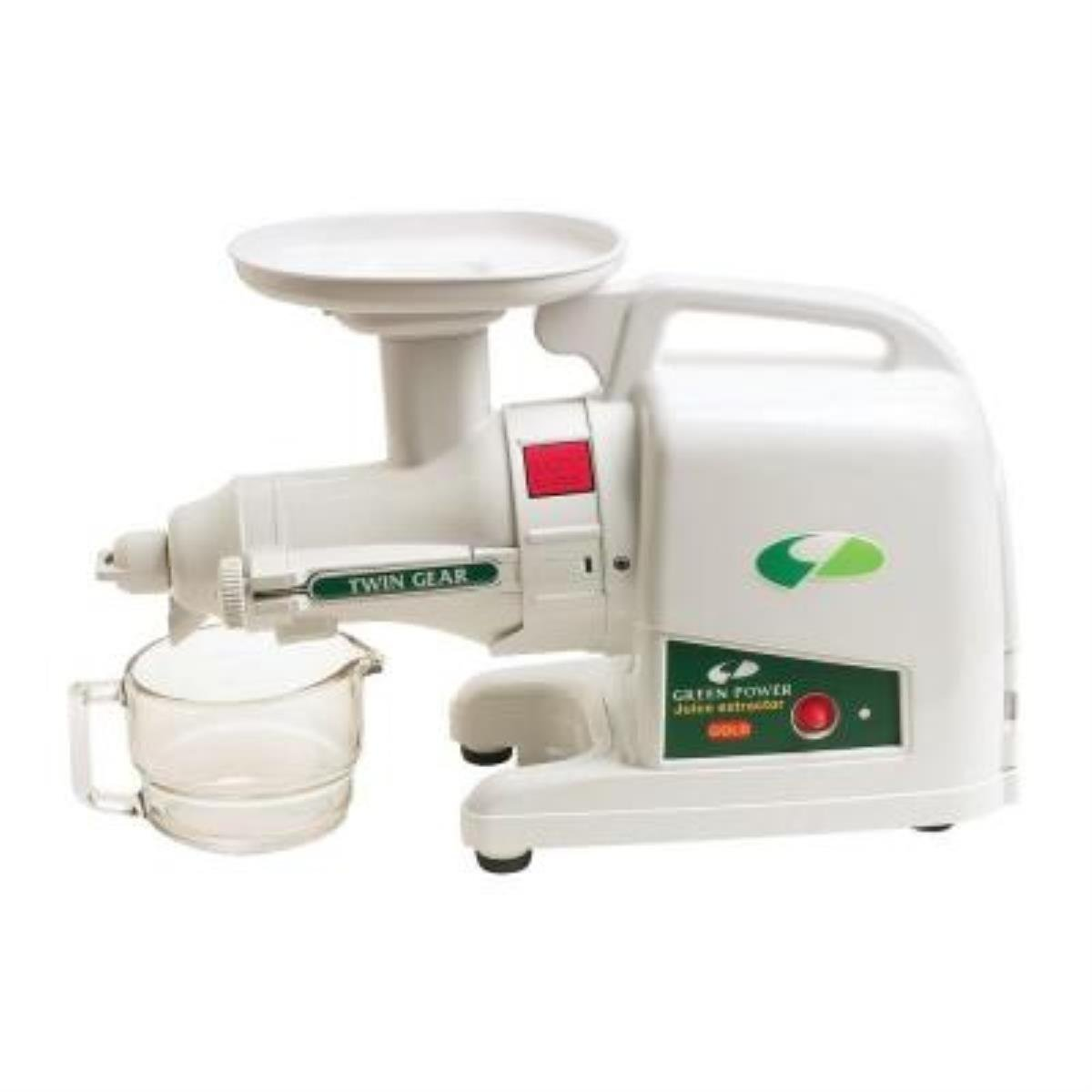 Tribest Green Star GP-E1503-220V Gold Twin Gear Juice Extractor, 220V, NOT FOR USA USE (European Cord)