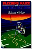 Bleeding Maize and Blue (Anneke Haagen Mystery)