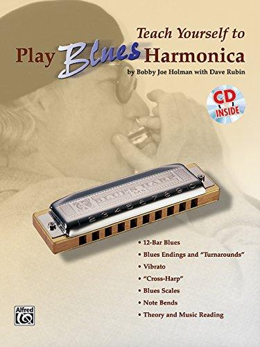 Teach Yourself to Play Blues Harmonica: Book & - Yourself Teach Harmonica Play