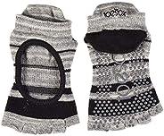 Toesox womens Grip Half Toe Bellarina Socks