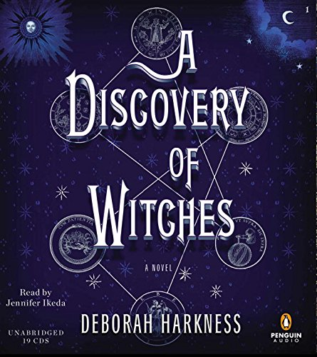 A Discovery of Witches: A Novel (All Souls Trilogy) by Penguin Audio