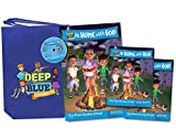 Deep Blue Connects At Home With God One Room Sunday School Kit Winter 2018-19: Ages 3-12