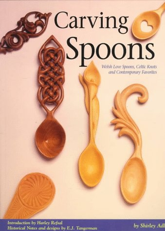 Carving Spoons Celtic Contemporary Favorites product image