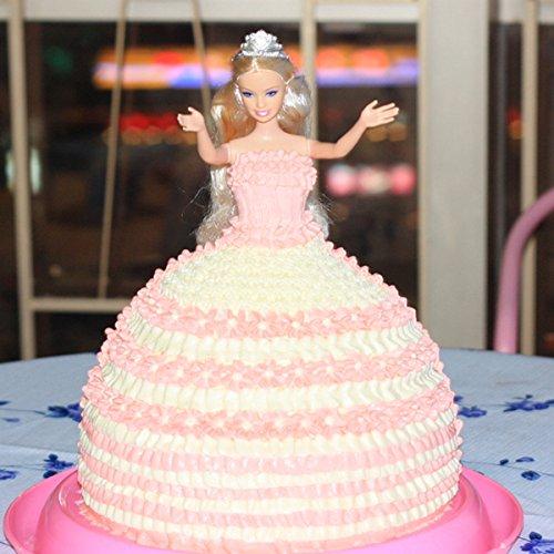 DIY Princess Cake Mold Barbie Princess Girl Birthday Cake Mold