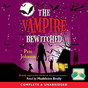 The Vampire Bewitched Audiobook