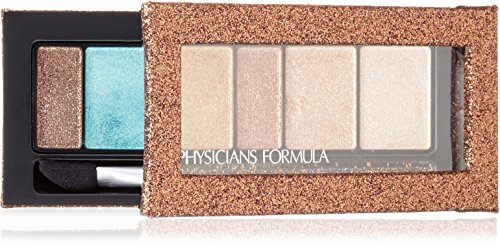Physicians Formula Strips Custom Eye Enhancing Extreme Shimmer Shadow and Liner Disco Glam, Bronze Nude, 0.12 Ounce