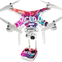 Skin For DJI Phantom 3 Professional – Juiced Up | MightySkins Protective, Durable, and Unique Vinyl Decal wrap cover | Easy To Apply, Remove, and Change Styles | Made in the USA