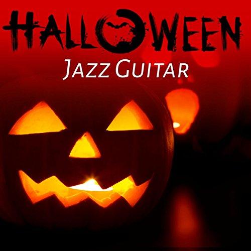 Halloween Jazz Guitar - Fast Jazz, Dark Night, Starry Night, Good Fun, Background Music, Darkness, Prank (Good Pranks Halloween Night)