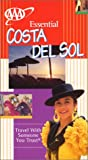 Front cover for the book Costa del Sol (AAA Essential Guides) by Mona King