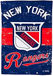 Team Sports America NHL Outdoor Safe Double-Sided Vintage Linen Flag