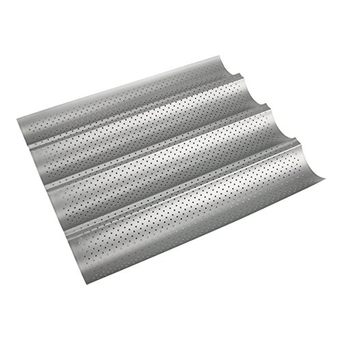 baguette tray for bread machine - 2