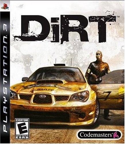 Dirt - Playstation 3 (Burnout Playstation 2)