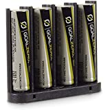 GOAL ZERO Rechargeable AAA Batteries w/Guide 10 Adapter