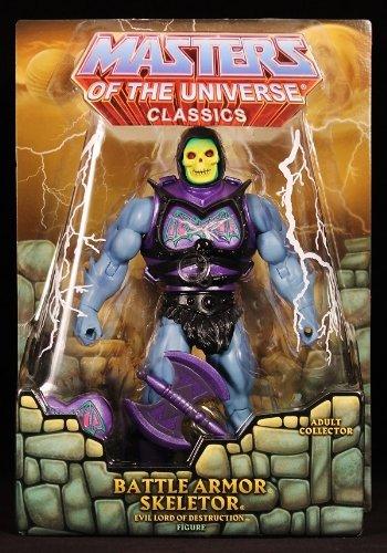 HeMan Masters of the Universe Classics Exclusive Action Figure Battle Armor -
