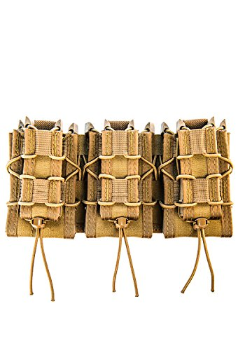 High Speed Gear DDT Shingle, MOLLE (Coyote) by High Speed Gear