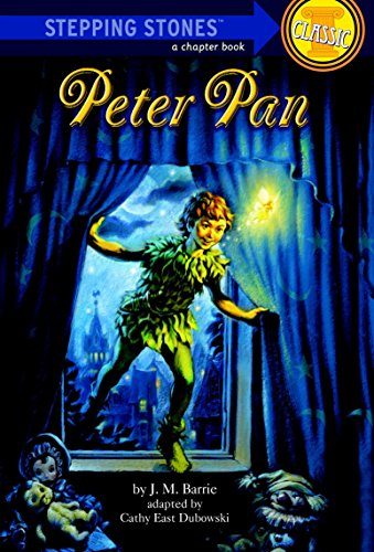 Peter Pan (A Stepping Stone Book(TM))