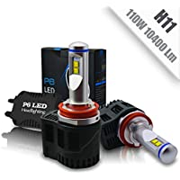 TZ Autoparts Super Bright LED Headlight Conversion Kit -...