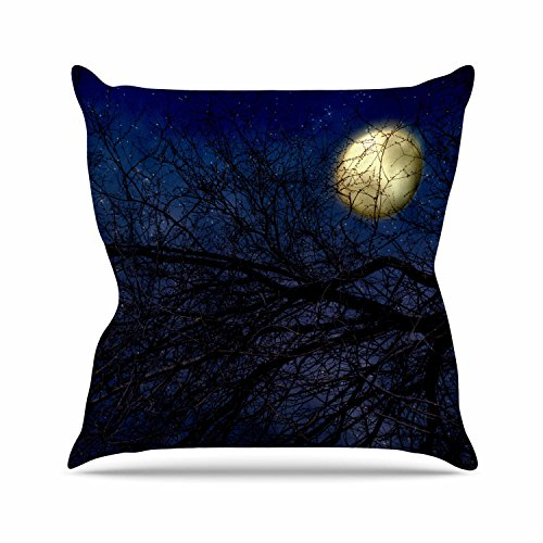 Blue Moon Garden Furniture (KESS InHouse Sylvia Coomes