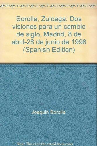 Descargar Libro -zuloaga Sorolla