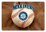 MLB Seattle Mariners Baseball Pet Mat