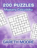 Mystery Calcudoku: 200 Puzzles, Gareth Moore, 1480210196