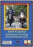 GlobeRiders BMW R1200 GS Adventure Touring Instructional DVD