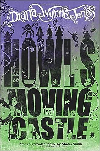 Bildergebnis für howl's moving castle book