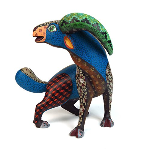 Goat Oaxacan Alebrije Wood Carving Handcrafted Fine for sale  Delivered anywhere in Canada