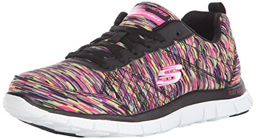 skechers flex elite womens pink cheap