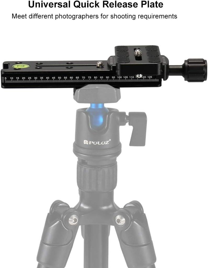 MDYHMC AYSMG FNR-140 Multi-Purpose 140mm Rail Nodal Slide Quick Release Plate