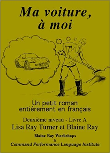 Book Ma voiture, a moi (French Edition) by Lisa Ray Turner (2004-06-30)