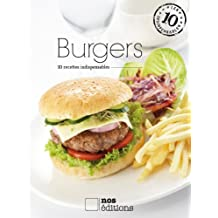 Burgers (Les indispensables t. 4) (French Edition)