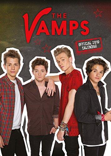 Descargar Libro The Official The Vamps 2016 A3 Calendar Danilo