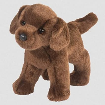 Amazon Com Douglas Tucker Chocolate Lab Toys Games
